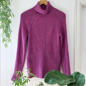 Sundance Toasty Turtle Neck Knit Sweater S